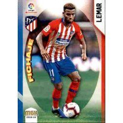 Lemar Atlético Madrid 66