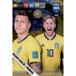 Lindelöf / Forsberg Scandinavian Stars 400 Nordic Edition Fifa 365 2019