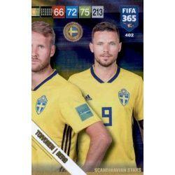 Toivonen / Berg Scandinavian Stars 402 Nordic Edition Fifa 365 2019