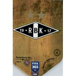 Escudo Rosenborg BK 406