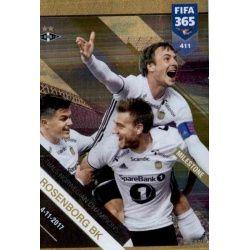 Rosenborg BK Milestone Milestone 411