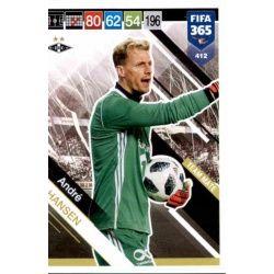 André Hansen Rosenborg BK 412