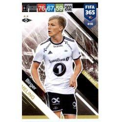 Birger Meling Rosenborg BK 416
