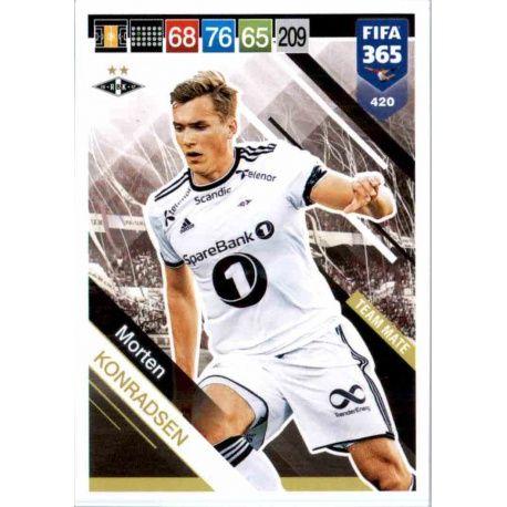 Morten Konradsen Rosenborg BK 420