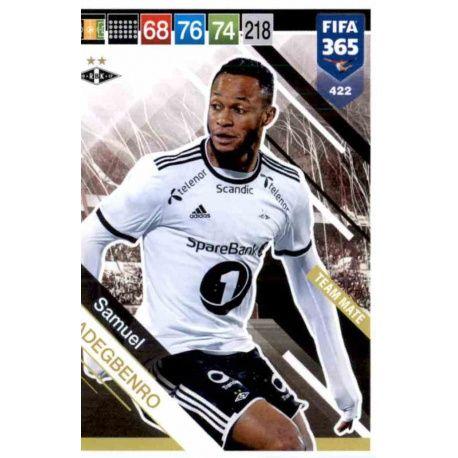 Samuel Adegbenro Rosenborg BK 422
