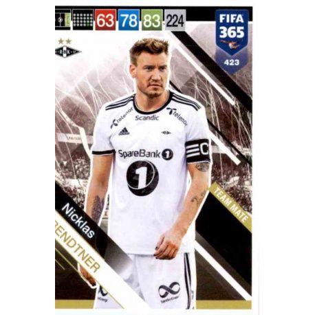 Nicklas Bendtner Rosenborg BK 423