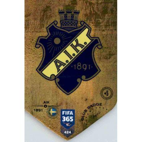 Escudo AIK 424