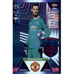 David De Gea Limited Edition LE1