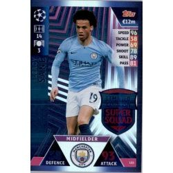 Leroy Sané Limited Edition LE6