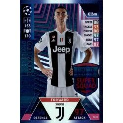 Cristiano Ronaldo Limited Edition LE14 Match Attax Champions 2018-19