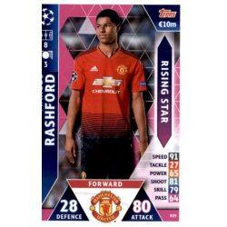 Marcus Rashford Rising Stars RS9