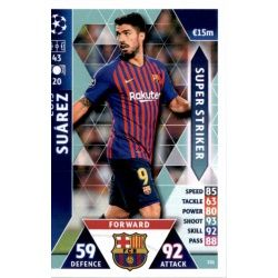 Luis Suárez Super Strikers SS1