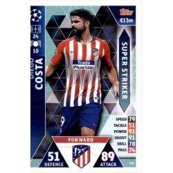 Diego Costa Super Strikers SS2Match Attax Champions 2018-19