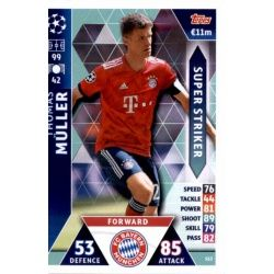 Thomas Müller Super Strikers SS3