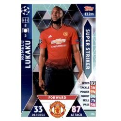 Romelu Lukaku Super Strikers SS6