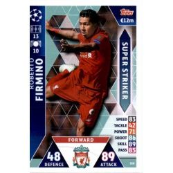 Roberto Firmino Super Strikers SS8