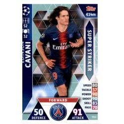 Edinson Cavani Super Strikers SS11