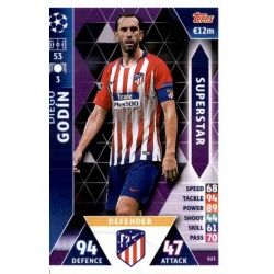 Diego Godín Superstars SU3