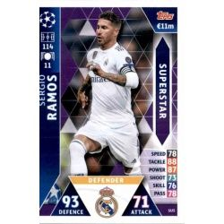 Sergio Ramos Superstars SU5