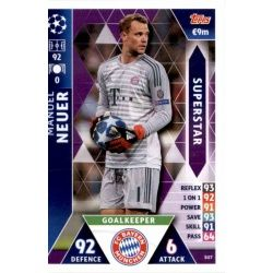 Manuel Neuer Superstars SU7