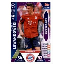 Robert Lewandowski Superstars SU8