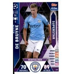 Kevin De Bruyne Superstars SU9