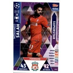 Mohamed Salah Superstars SU11