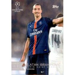 Zlatan Ibrahimović Paris Saint-Germain 2
