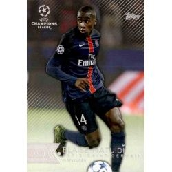 Blaise Matuidi Paris Saint-Germain 9