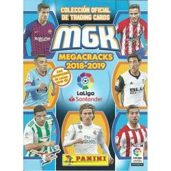 Collection Panini Megacracks 2018-2019 Complete Collections