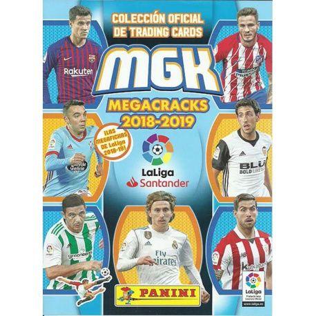 Colección Completa Panini Megacracks 2018-2019