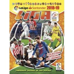Collection Panini Liga Este 2018-19 Complete Collections