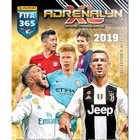 Colección Panini Adrenalyn XL FIFA 365 2019