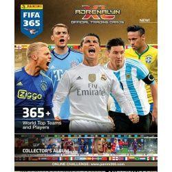 Colección Panini Adrenalyn XL FIFA 365 2015