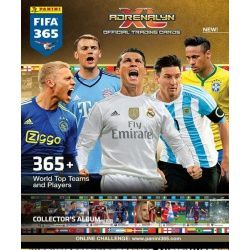 Collection Panini Adrenalyn XL FIFA 365 2015