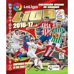 Collection Panini Liga Este 2016-2017 Complete Collections