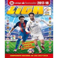 Colección Panini Liga Este 2017-2018