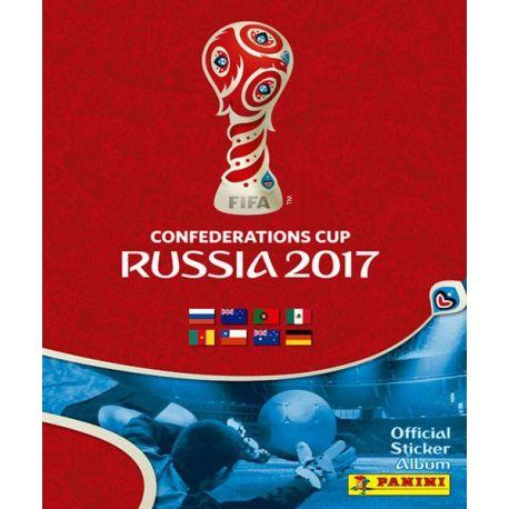 Colección Panini Confederations Cup 2017