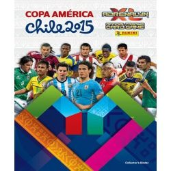 Collection Adrenalyn XL Copa América Chile 2015