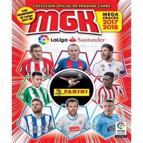 Colección Panini Megacracks 2017-2018