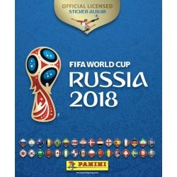 Collection Panini Fifa World Cup Russia 2018 Complete Collections
