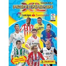 Colección Panini Adrenalyn XL La Liga 2017-18