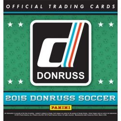 Colección Panini Donruss Soccer 2015
