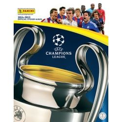 Collection Panini Uefa Champions League 2014-15