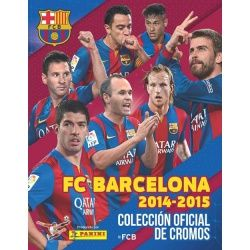 Collection Panini F.C.Barcelona 2014-15