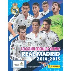 Colección Panini Real Madrid 2014-15