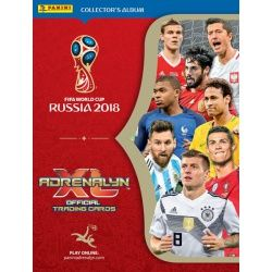 Collection Panini Adrenalyn XL FIFA 365 2019