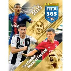 Colección Panini Fifa 365 2019 Sticker Collection
