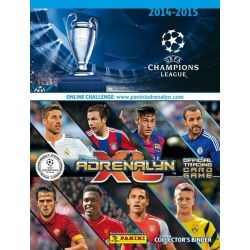 Collection Adrenalyn XL Champions League 2014-15
