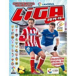 Collection Panini Liga Este 2014-2015